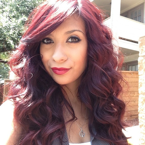 Cherry Cola Brown Hair To Download Images For Cherry Cola Brown Hair ...