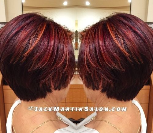 40 Glamorous Auburn Hair Color Ideas | Latest Hairstyles and Haircuts ...