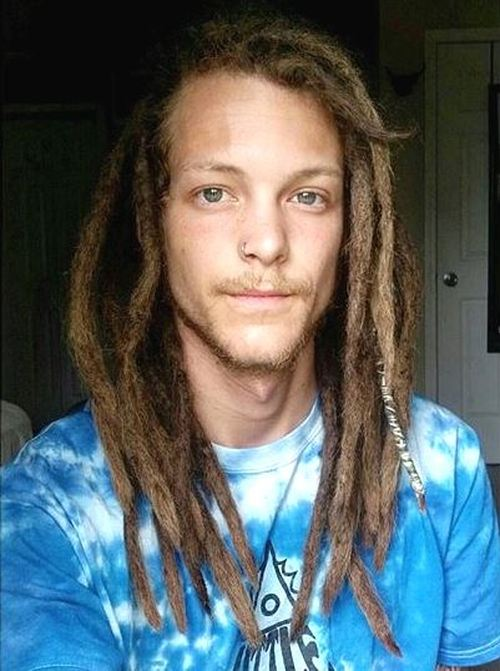 Hair style fashion long dreadlocks for white guys urmus Choice Image