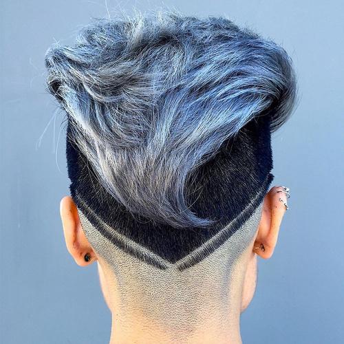short v haircut