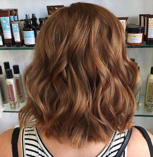 auburn hair colors emphasize