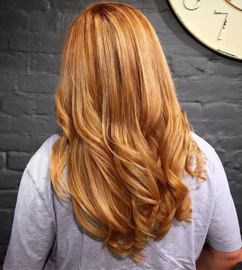 U Shaped Haircut For Medium Hair 40 V-Cut and U-...
