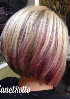 15-blonde-bob-with-purple-peekaboo-highlights