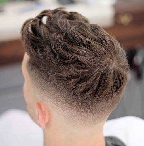 hipster fade haircut - photo #9