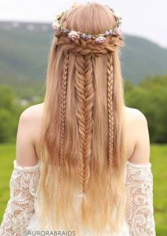 3-boho-braided-half-updo-for-long-hair