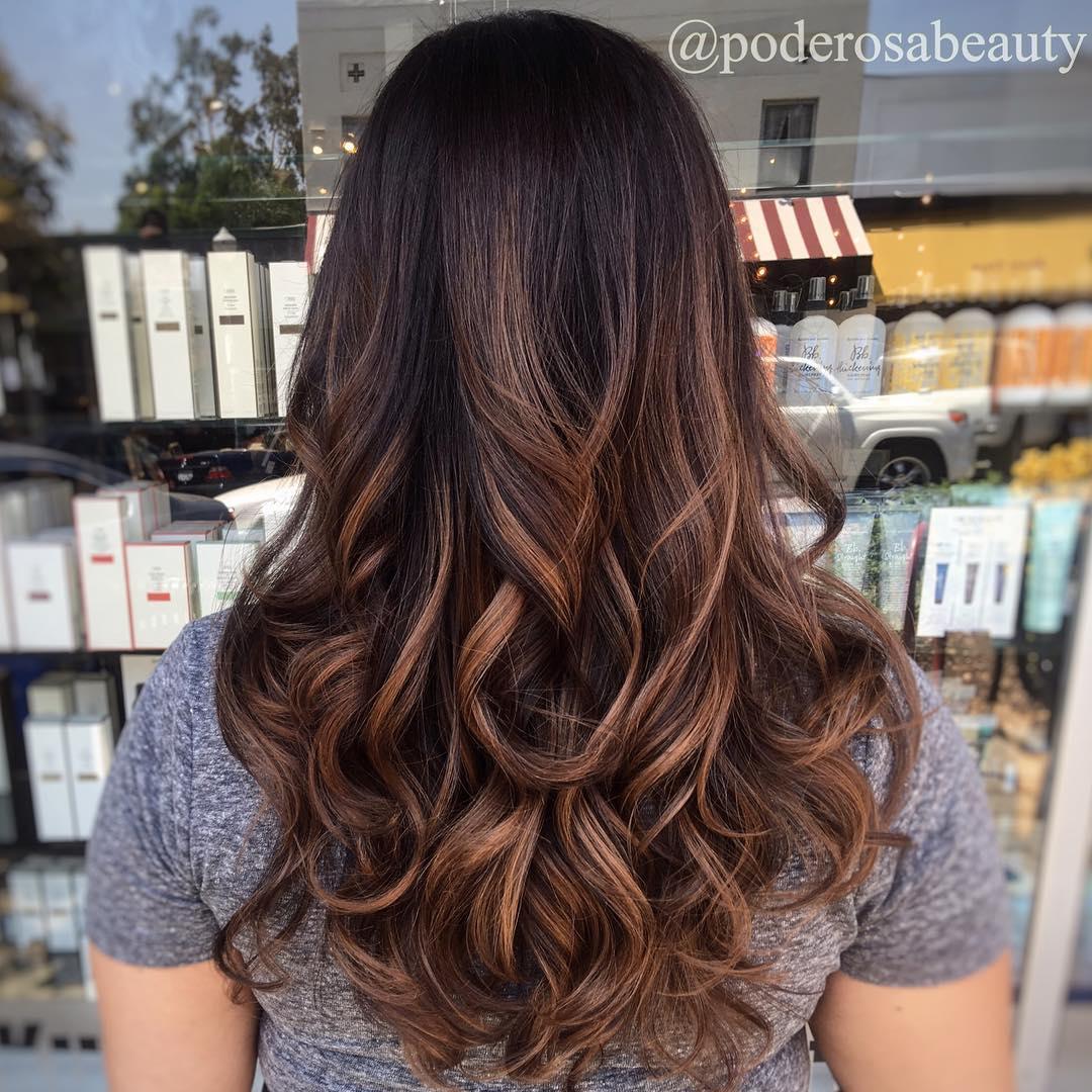 Black highlights on light brown hair trendy hairstyles in the usa black highlights on light brown hair pmusecretfo Gallery