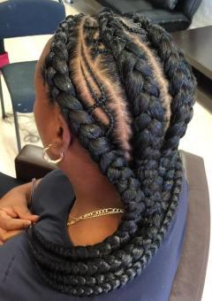 13-chunky-ghana-braids