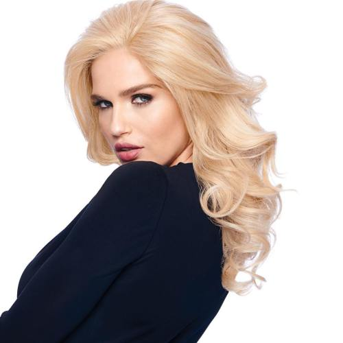 Long Blond Wig