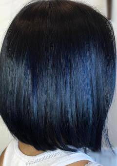 12-sleek-black-bob-with-blue-highlights
