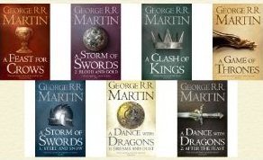 George R. R. Martin: A Game of Thrones series | The Riverside Way