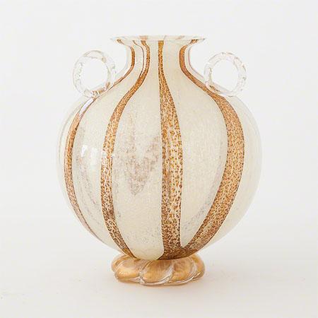 Amber Granilla Lido Vase