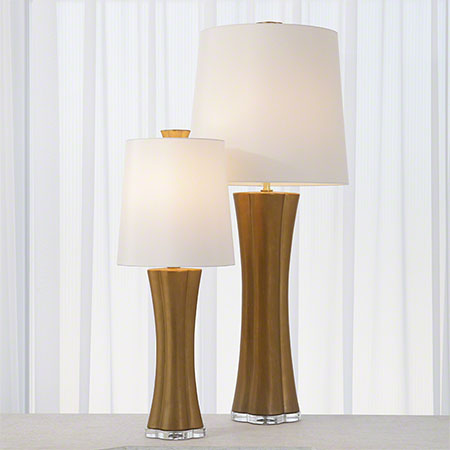 Quatrefoil Elongated Lamps