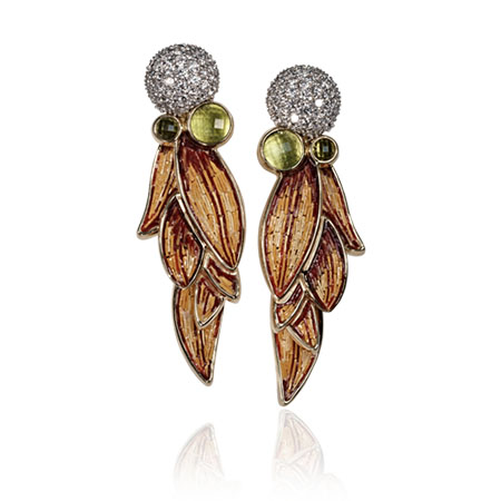 Lauro Earrings