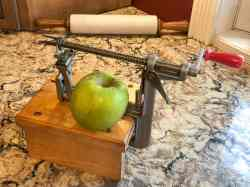 Small Of Pampered Chef Apple Peeler