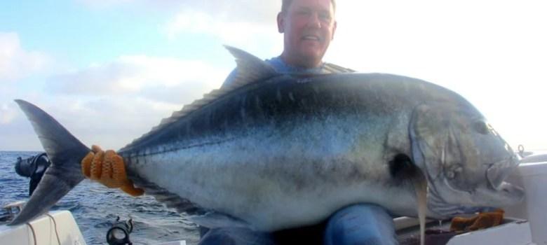 Fishing Barra