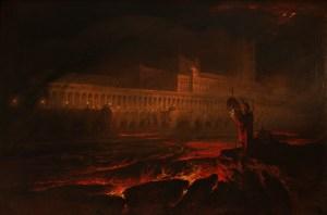 "John Martin, ""Pandemonium"" (1841)"