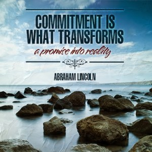 Relationship Marketing: Commitment