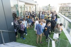 Veuve Clicquot Yelloweek Toronto. Thompson Rooftop. The Scene inTO.