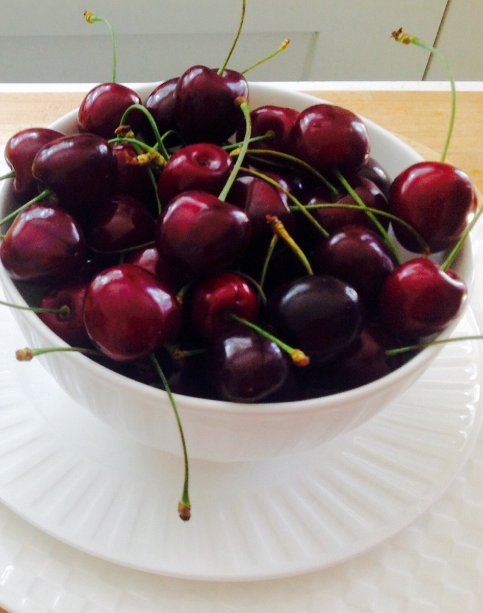 Life is just a bowl full of cherries