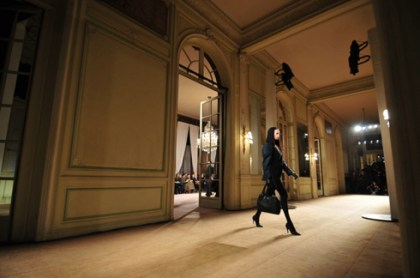 2010 fall winter delvaux by veronique branquinho 6 The House of DELVAUX   The Sche Report / Margaret Sche