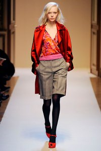 FALL 2010: THE LONG AND SHORTS OF IT   The Sche Report / Margaret Sche