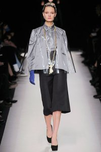TOP FALL 2010 TRENDS: #10 TRANSPARENCY   The Sche Report / Margaret Sche