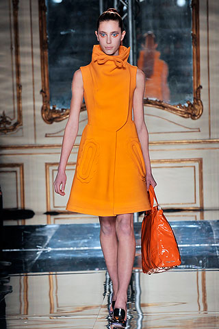 miu miu orange COLOR FORECAST:  ORANGE   The Sche Report / Margaret Sche