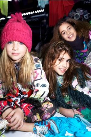 1 custo kids 004081 The Petite Parade:  Kids Fashion Week debuts in NYC   The Sche Report / Margaret Sche