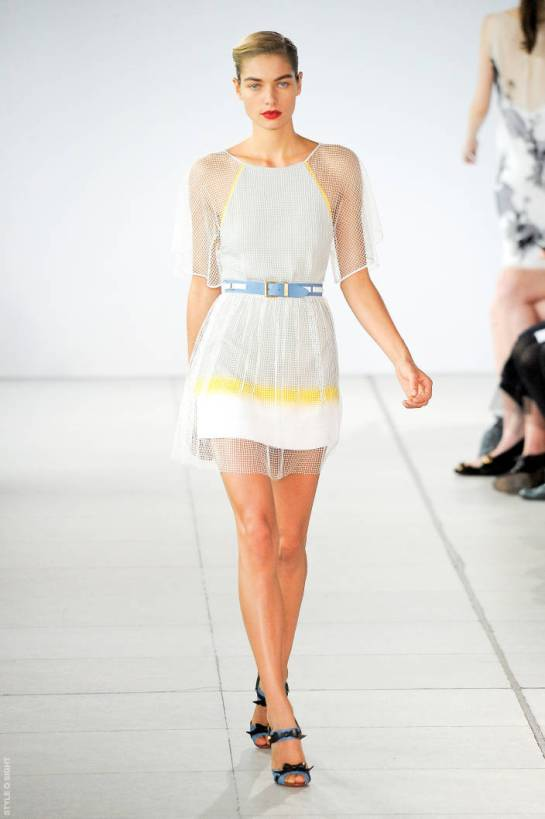 TOP 5 LONDON PICKS SPRING/SUMMER 2011   The Sche Report / Margaret Sche