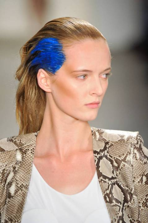PAINT BY NUMBER  Alexander Wang and Altuzarra set a new Hair trend   The Sche Report / Margaret Sche