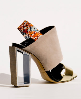pp02 SPRING 2011 SHOE COLLABORATIONS TO COVET   The Sche Report / Margaret Sche