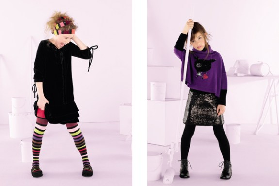 sonia rykiel enfant The Petite Parade:  Kids Fashion Week debuts in NYC   The Sche Report / Margaret Sche