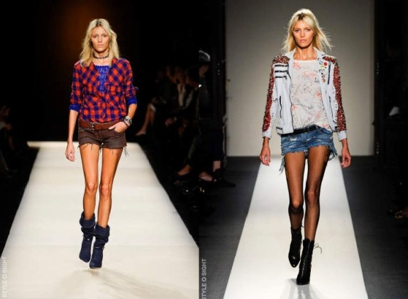 untitled document 4 BALMAIN & ISABEL MARANT SPRING 2011: The Future of Fashion?   The Sche Report / Margaret Sche