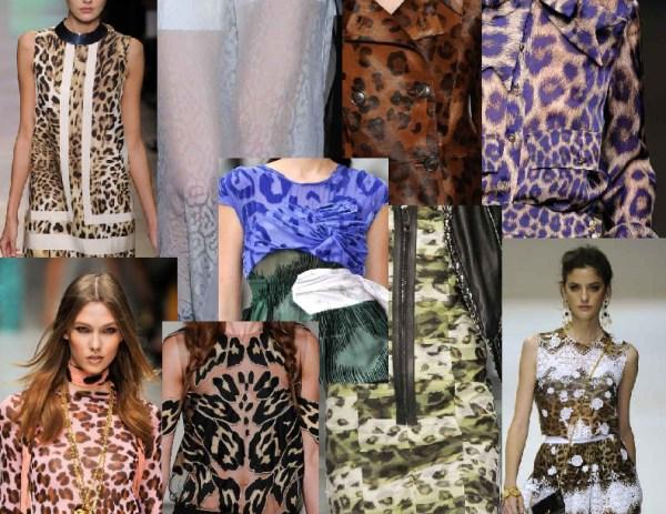 leopard   clothing 11 SPRING/SUMMER 2011 TOP 10 TRENDS: #9 PREDATOR PRINTS   The Sche Report / Margaret Sche
