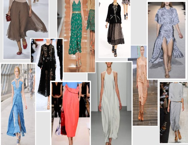 the new lengths   dresses and skirts 1 SPRING/SUMMER 2011 TOP 10 TRENDS:  #3 NEW LENGTHS   The Sche Report / Margaret Sche