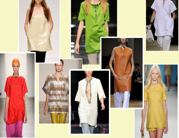 tunic   shirt 1 SPRING/SUMMER 2011 TOP 10 TRENDS:  #2 THE SHIRT   The Sche Report / Margaret Sche