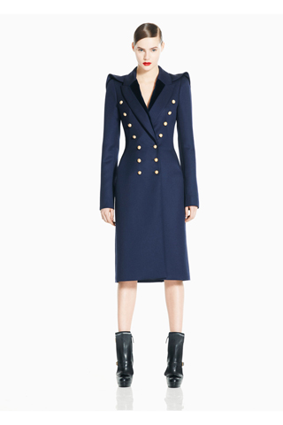 10m TREND ALERT:  THE BLAZER DRESS   The Sche Report / Margaret Sche