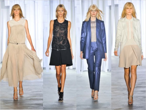 1 15 NYC FALL 2011 COLLECTIONS:  ONES TO WATCH   The Sche Report / Margaret Sche