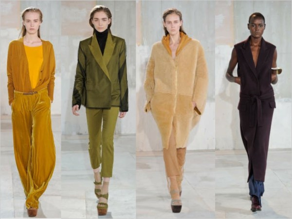 1 23 LONDON FALL 2011: TOP 5 PICKS   The Sche Report / Margaret Sche