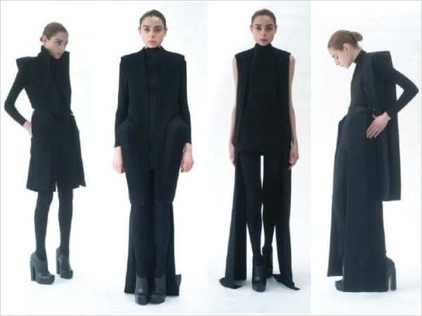 12 LONDON FALL 2011:  ONES TO WATCH   The Sche Report / Margaret Sche