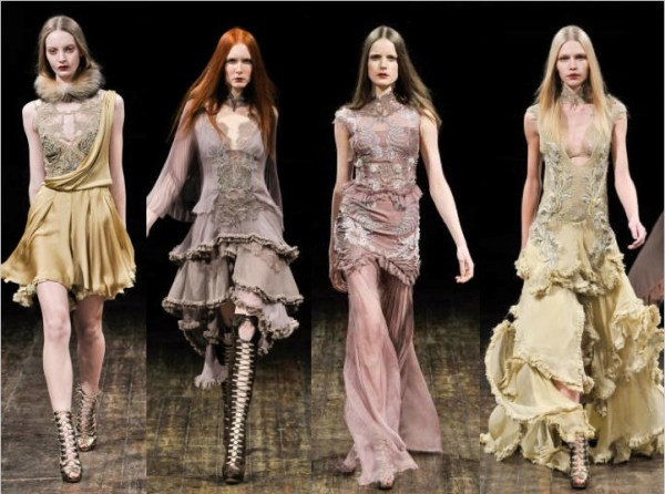 2 41 LONDON FALL 2011: TOP 5 PICKS   The Sche Report / Margaret Sche