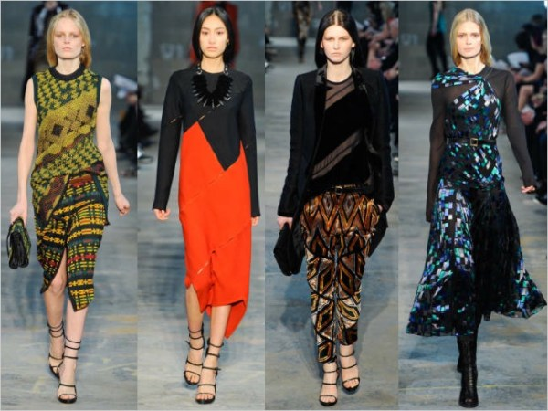 22 NYFW FALL 2011:  TOP 5 PICKS   The Sche Report / Margaret Sche