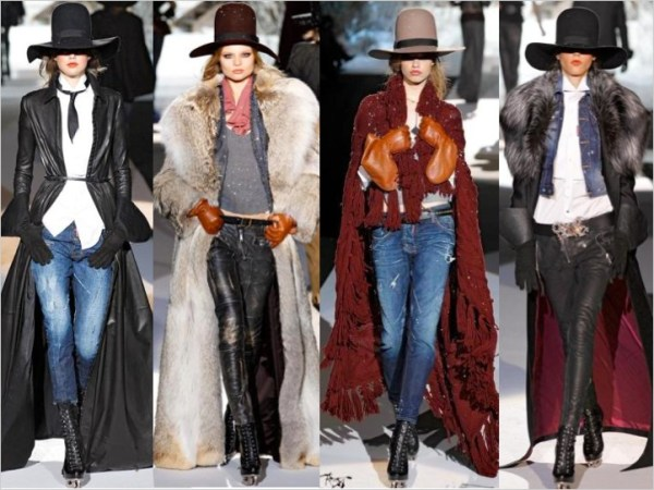 1 FALL 2011 TREND ALERT:  EXTRA LONG COATS   The Sche Report / Margaret Sche
