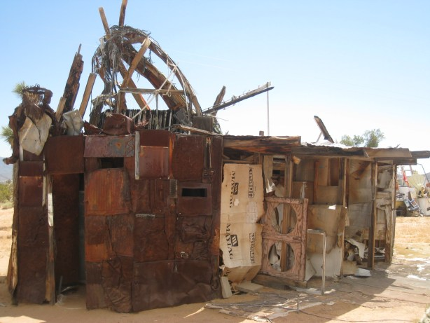 JOSHUA TREE PART 3: NOAHS ART MUSEUM   The Sche Report / Margaret Sche