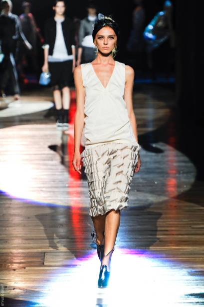SPRING 2012 TREND ALERT: RETRO LADYLIKE DRESSING   The Sche Report / Margaret Sche
