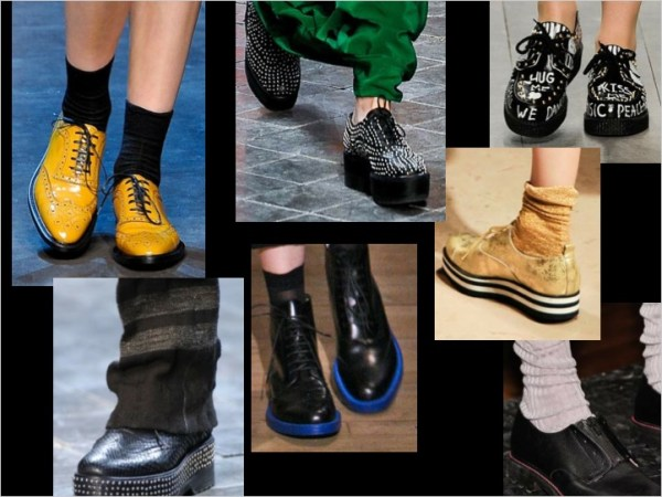 1 TREND ALERT: CREEPERS RETURN   The Sche Report / Margaret Sche