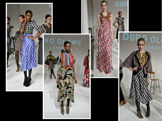 duro olowu NYFW SPRING 2012 COLLECTIONS: ONES TO WATCH   The Sche Report / Margaret Sche