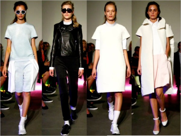 1 22 S/S 2012 LONDON TOP 5 COLLECTIONS   The Sche Report / Margaret Sche