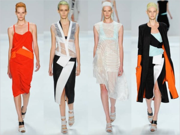 1 3 S/S 2012 NYC TOP 5 COLLECTIONS   The Sche Report / Margaret Sche