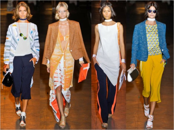 1 5 S/S 2012 NYC TOP 5 COLLECTIONS   The Sche Report / Margaret Sche
